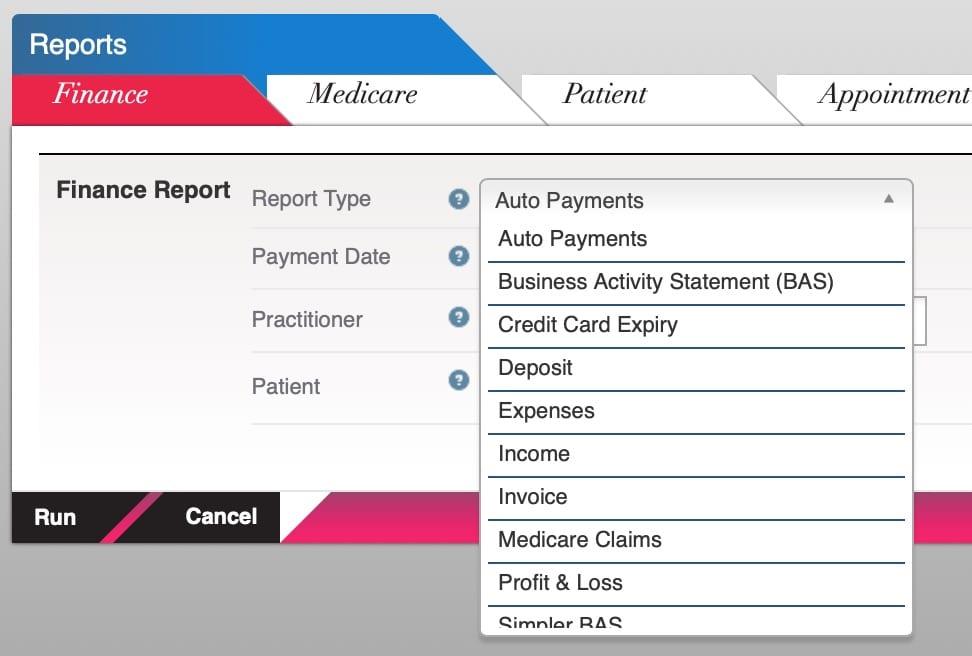 Healthkit - Reports